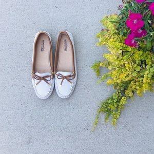 Sperry Top Sider Katharine moc stitched loafer 8.5